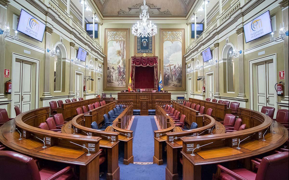 El Parlamento insta, por unanimidad, al Gobierno a cumplir la Ley de El Rincón